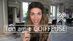 ASMR Ton amie coiffeuse coupe tes cheveux ✂️👩
