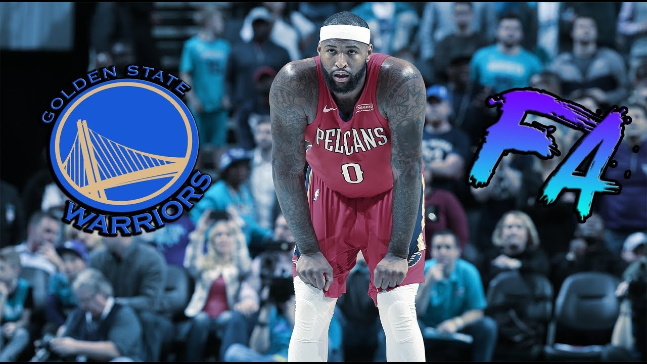 Demarcus Cousins Joins Golden State Warriors - Initial Reaction ... c8d552bed