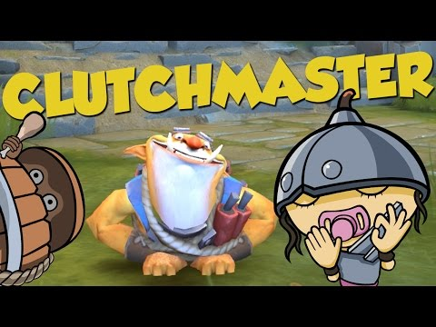 TECHIES THE CLUTCHMASTER! - DotA 2 Funny Moments + Arcana & Mass Effect Andromeda Giveaway!