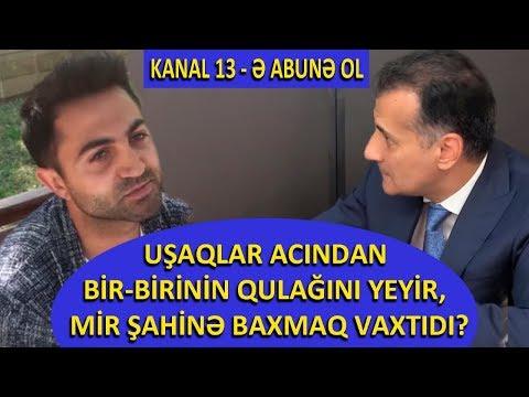 """""""Mirşahinin Real TV-ni Izləyirsinizmi?""""-Bakı Sakinlərinin Fikri:""""O, Professionaldır; O, Yaltaqdır!"""""""
