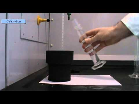 Heat of Reaction (Calorimetry) Experiment