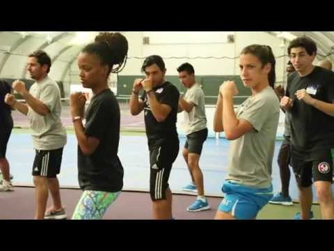 Compilation of GAI's UNOSDP Youth Leadership Programme's International Sport & Social Impact Summit