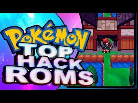 Top 5 Hack Roms Pokemon Gba! 2017