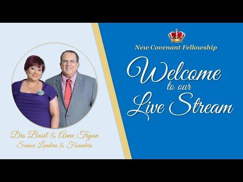 Dr Basil Tryon - Sunday AM Online Service