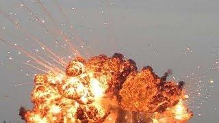 Взрыв кабеля(Взрыв кабеля Компания Сеть Исеть предлагает кабель силовой из наличия на складе в Екатеринбурге. http://set-iset.r..., 2013-12-05T12:21:11.000Z)