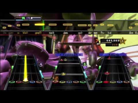 '54, '74, '90, 2010 - Sportfruende Stiller Expert Full Band Guitar Hero 5