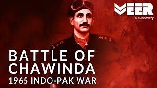 Battle Of Chawinda | Indo Pak War 1965 | Lieutenant Colonel Ardeshir Tarapore | Veer by Discovery