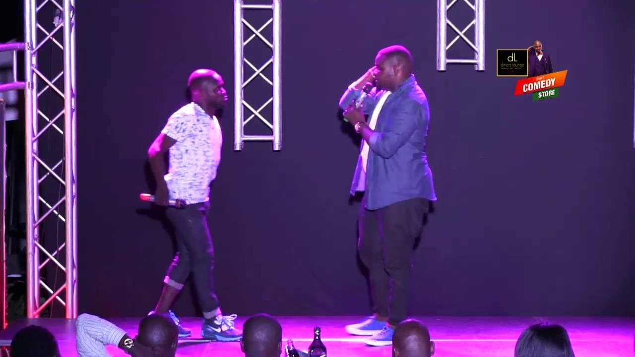Alex Muhangi 2016 Presents Comedy Store - MADRAT & CHIKO