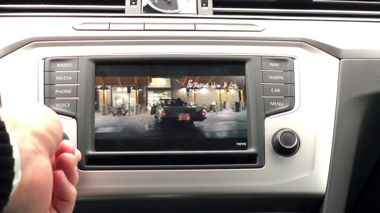 MirrorLink on VW Passat B8 MIB II, a problem with lagging sound