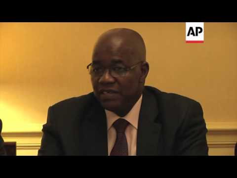 Guinean health ministry says number of Ebola cases declining in Guinea, Sierra Leone, Liberia