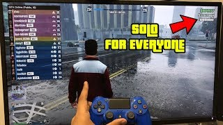 SOLO BROKE TO RICH IN 2 STEPS! (GTA 5 Online Money Glitch) Beginners Money Guide! *NO REQUIREMENTS*