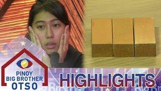 Kuya, binawasan ng mga golden bars ang Housemates | B2B Day 26 | PBB OTSO
