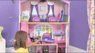 Kidkraft Suite Elite Mansion 65255 - Colorful Wooden Playhouse