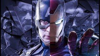 """Разбор фальшивых кадров трейлеров """"Мстителей: Финал"""""""