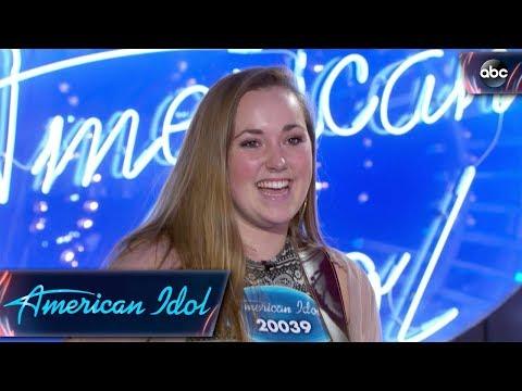 American Idol Luke Bryan vs. Oh. My. God. Becky