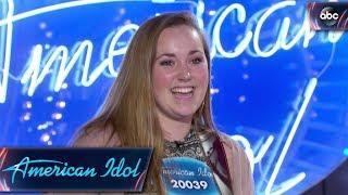 Oh. My. God. Becky.  - American Idol 2018 on ABC