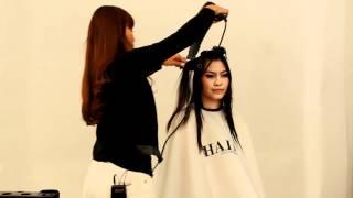 Hair & Beauty Show  in Thailand & Lao star tv 4