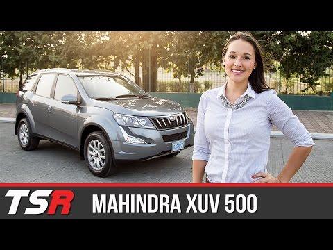 Mahindra XUV 500 Robusta, fuerte y apta para toda la familia. Monika Marroquin