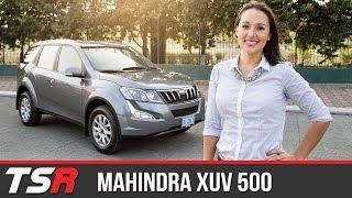 Mahindra XUV 500 Robusta, fuerte y apta para toda la familia