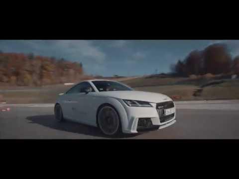 Audi track experience mit den ÖSV Stars.