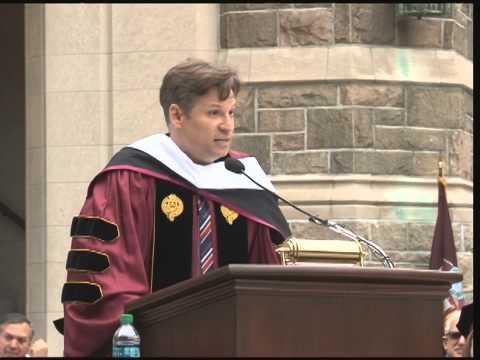Richard Engel Commencement Address | Fordham University