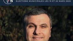 David Diril Candidat à la mairie d' Arnouville 2020