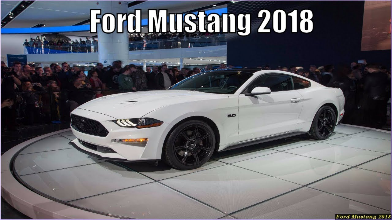 New ford mustang 2018 specs and review