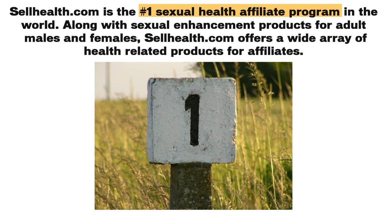 SellHealth.com Affiliate Program Review