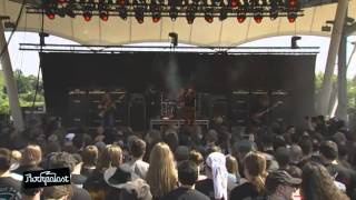 """Orchid- Live performing@ Rock Hard Festival 2013 """"Silent One"""" HD"""