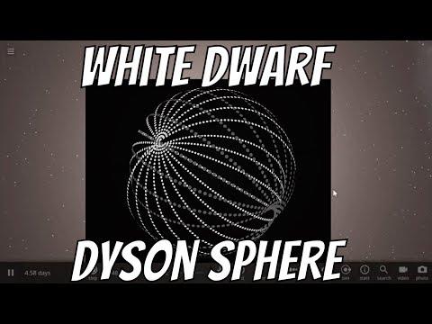 DYSON SPHERE 2.0 - White Dwarf Harvesting