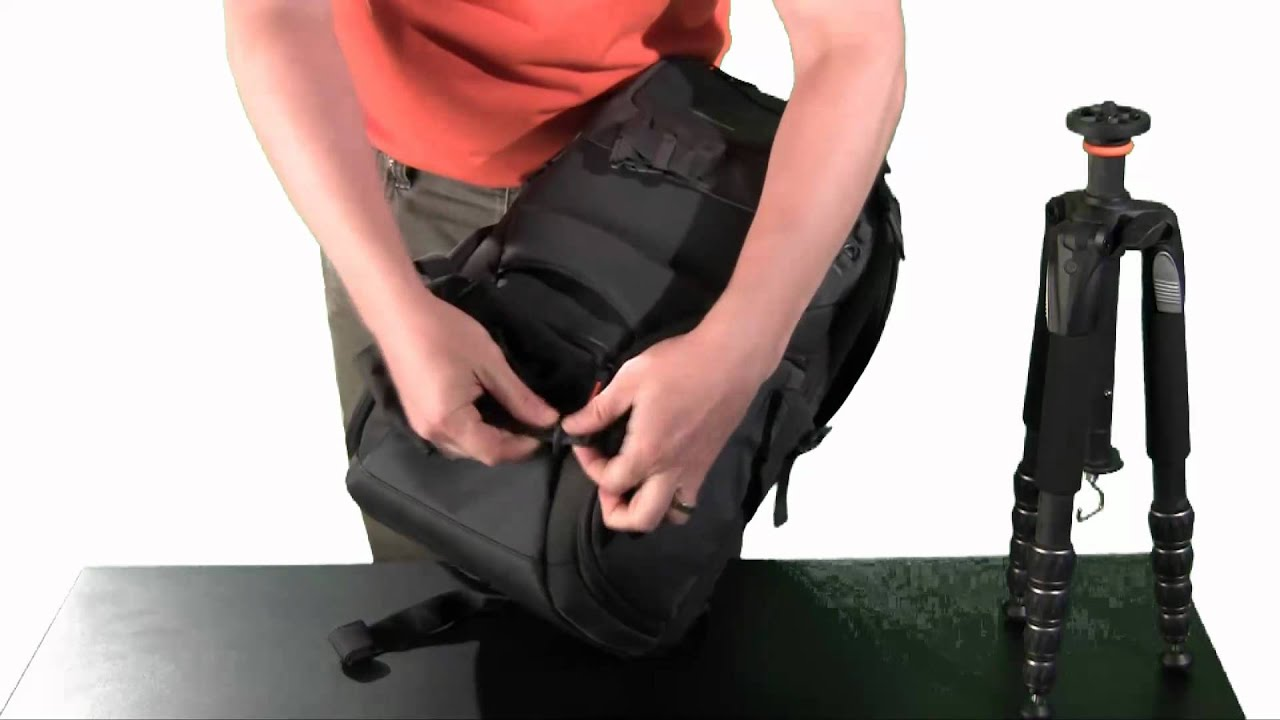 VANGUARD Adaptor Camera Daypack / Backpack Bags - YouTube