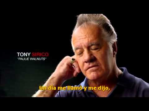 James Gandolfini Tribute to a Friend Subtitulado Español