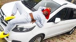 KING MONADA 2020 - AKEA TLHAPA NEW HIT : NKUPI The Entertainer PARODY 🎶❤🎶❤🕺🏾🛀