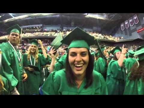 Graduation 2015 Upland High School