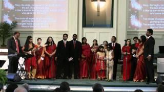 Telugu Christmas Carols - Hallelujah Haallujah....