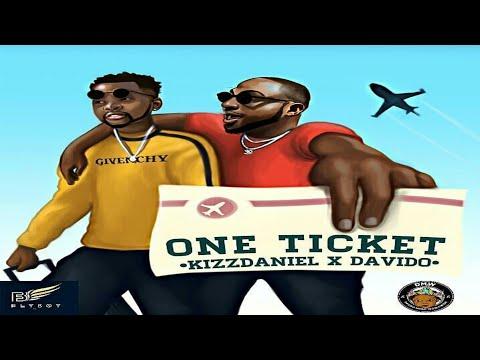 Kizz Daniel x Davido | One Ticket | Afrobeat Instrumental 2018