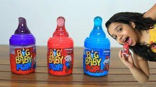 Bottle pop Mukbang shfa