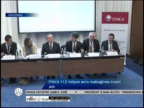 "PROPARCO ""FINCA Azerbaijan""a manatla kredit xətti ayırıb"