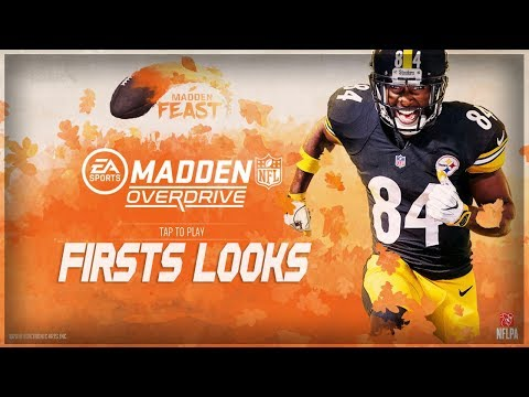 MADDEN OVERDRIVE MADDEN FEAST IS HERE!! (Thanksgiving Promo)