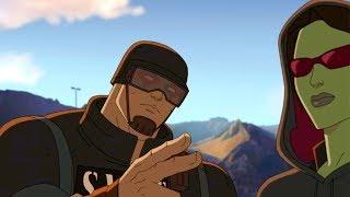 Стражи галактики - мультфильм Marvel – серия 22 сезон 1