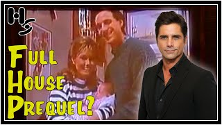 A Full House Prequel Series? John Stamos Wants One! - Full House Discussion Video