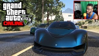 "GTA 5 PS4 - ""LIVE"" Galileo Ring World Record Track Guide (GTA V Online Racing)"