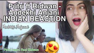 Indian Reaction To Putri Isnari Feat Ridwan Cover Andekhi Anjaani Indian Approves MP3
