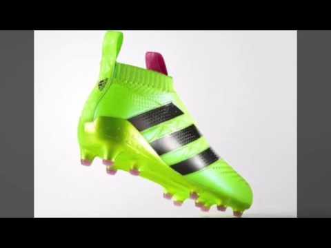 5d5361387bae9 Tenis de futbol Adidas 2016 - YouTube