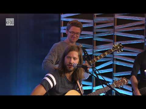 KFOG Private Concert: Moon Taxi interview