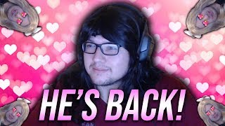 YOU WILL NEVER BELIEVE HOW I GOT DYRUS TO PLAY LEAGUE AGAIN!