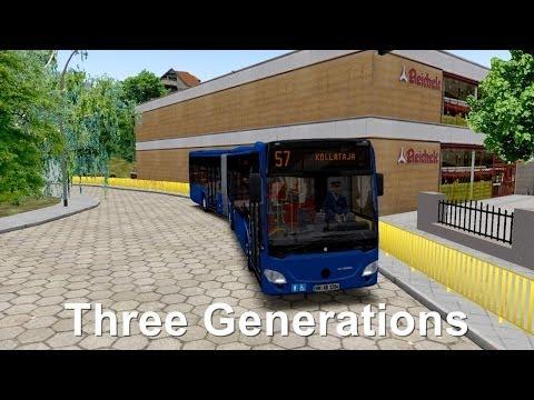 OMSI 2 - Mercedes Benz Citaro c2 530g 2012 euro 6 - Addon Three Generations: ► INSCREVA-SE NO CANAL :  https://goo.gl/peQEgk  Eae galera beleza? Tem como vocês clicarem em gostei? Obrigado.  DOWNLOAD BUS :