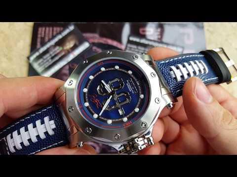 Relógio Invicta Jason Taylor Automatico 25321