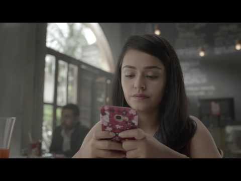 Vodafone #LookUp and show some love offline this Father's Day