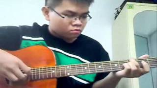 Yesterday - Beatles guitar cover